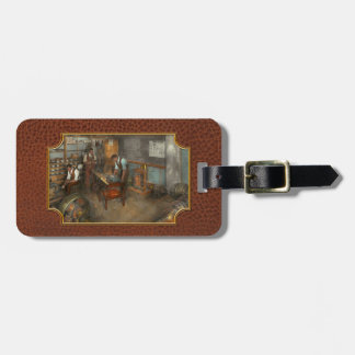 Electrician - Electrical Engineering course 1915 Bag Tag