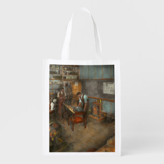Electrician - Electrical Engineering course 1915 Reusable Grocery Bag
