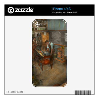 Electrician - Electrical Engineering course 1915 Skin For The iPhone 4
