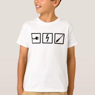 Electrician equipment T-Shirt