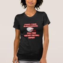 Electrician .. Fantasy Football Expert Shirt