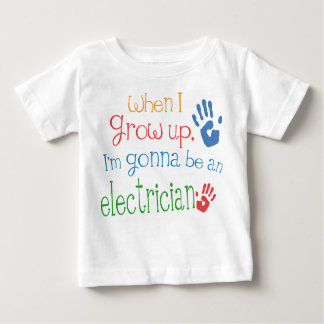 Electrician (Future) Infant Baby T-Shirt