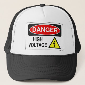 Electrician High Voltage Hat
