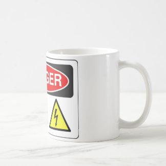 Electrician High Voltage Mug
