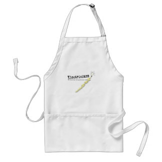 Electrician Humor Adult Apron