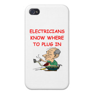 ELECTRICian iPhone 4 Case
