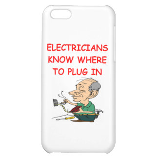 ELECTRICian iPhone 5C Cases