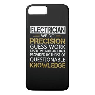 ELECTRICIAN iPhone 7 PLUS CASE