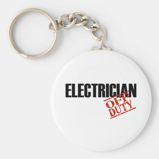 ELECTRICIAN LIGHT KEYCHAIN