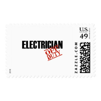 ELECTRICIAN LIGHT STAMPS