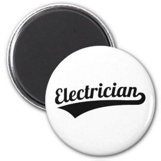 Electrician Magnet
