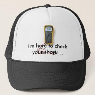 Electrician Multimeter-Hat Trucker Hat