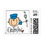 Electrician Postage Stamp