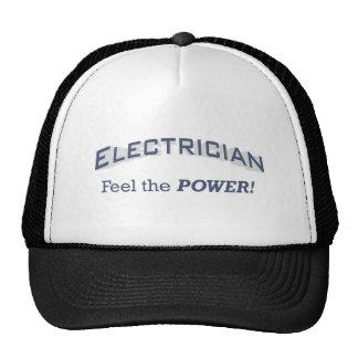 Electrician / Power Trucker Hat