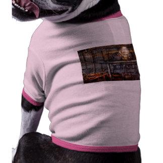 Electrician - Turbine Station Doggie T Shirt