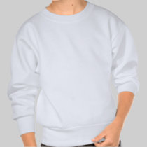 Electrician ... Will Work For Wine Pull Over Sweatshirt
