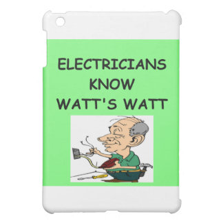 electricians cover for the iPad mini