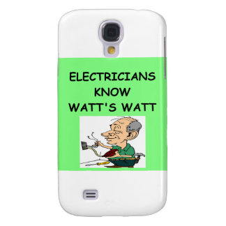 electricians galaxy s4 cover