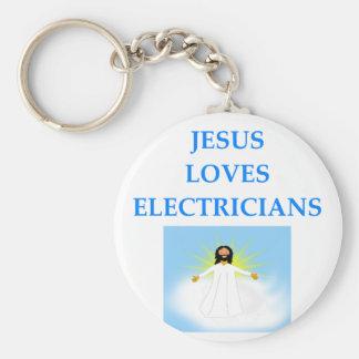 ELECTRICIANS KEYCHAIN