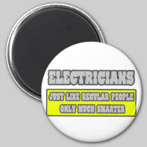 Electricians...Much Smarter Fridge Magnets