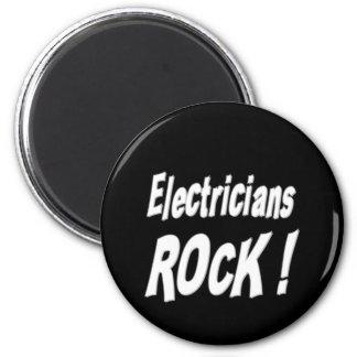 Electricians Rock! Magnet