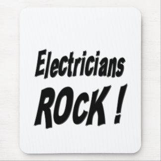 Electricians Rock! Mousepad