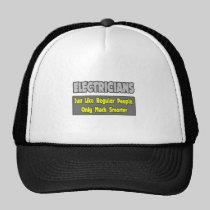Electricians...Smarter Mesh Hats