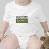 Electricians...Smarter T-shirts