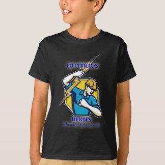 Electricians' t-shirt