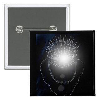 Electricidad estática pin cuadrada 5 cm