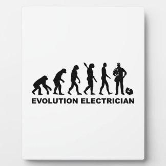 Electricista de la evolución