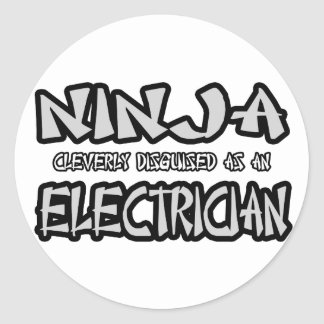 Electricista de Ninja… Etiquetas
