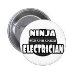 Electricista de Ninja Pin