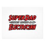Electricista de SuperDad… Anuncio
