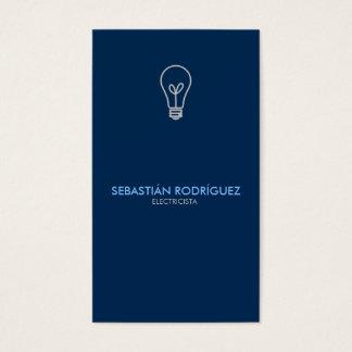 Electricista - Electrician Custom Business Card