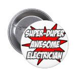 Electricista impresionante estupendo de Duper Pins