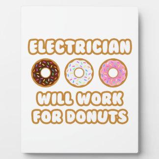 Electricista Trabajará para los anillos de espuma Placas