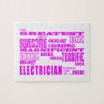 Electricistas de los chicas: Electricista más gran Rompecabeza