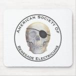 Electricistas renegados tapete de ratón