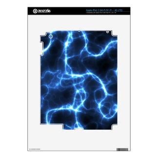 Electricity 1 i Pad Skin iPad 3 Skins