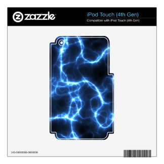 Electricity 1 MP3 Player Skin Skins For iPod Touch 4G