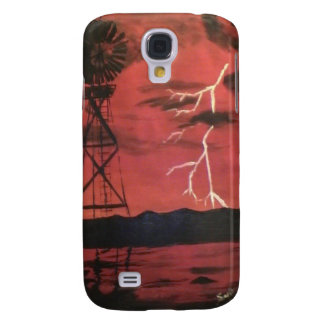 Electricity Samsung Galaxy S4 Case