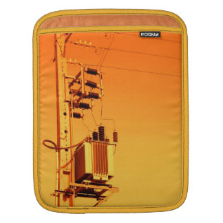 Electricity distribution equipment iPad sleeves