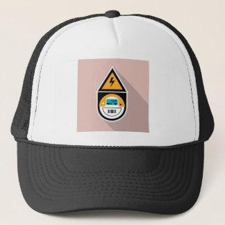 Electricity Meter. Digital. Trucker Hat