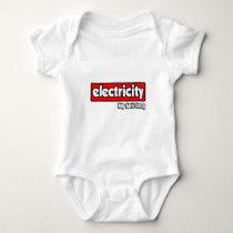 Electricity...My Anti-Drug Baby Bodysuit