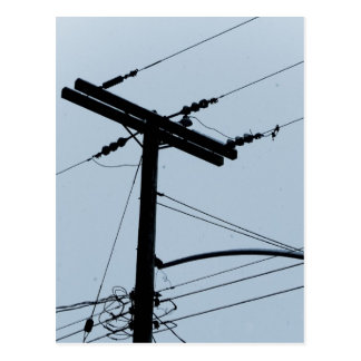 Electricity Post Cards