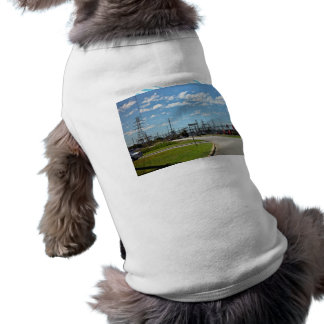 Electricity relay station doggie tshirt