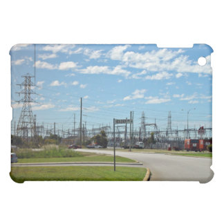 Electricity relay station iPad mini cases