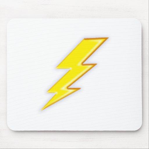 Eléctrico + ¡Compañía! Tapete De Ratón