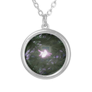 Electricpixie Silver Plated Necklace